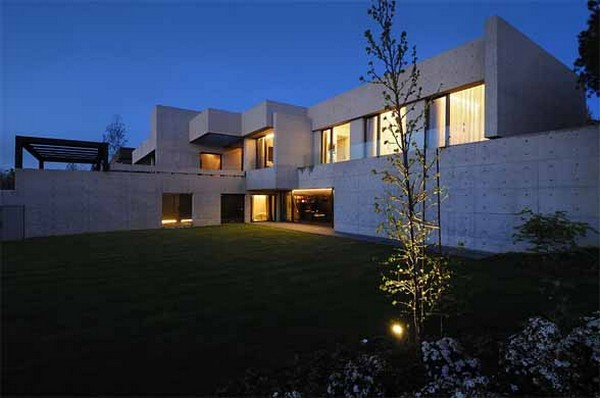 ACERO concrete homeFreshome11 One More Astounding Architecture Project by A cero: CONCRETE HOUSE I
