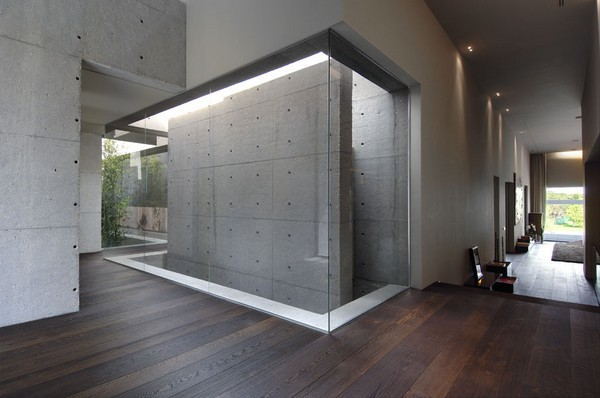 ACERO concrete homeFreshome17 One More Astounding Architecture Project by A cero: CONCRETE HOUSE I