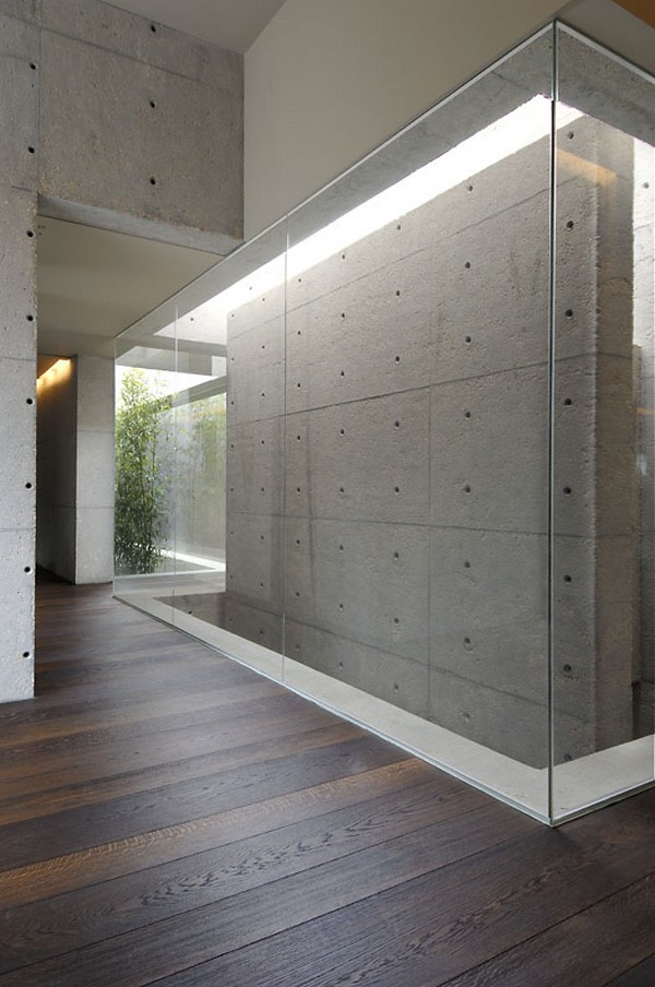 ACERO concrete homeFreshome18 One More Astounding Architecture Project by A cero: CONCRETE HOUSE I
