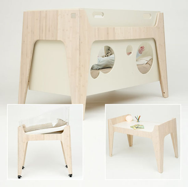 All in one Beautiful and Contemporary Green Children Furniture Collection