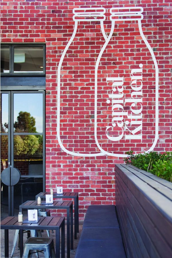 Capital Kitchen 8 Provocative Mixture of Styles in Capital Kitchen Dining Cafe and Bar