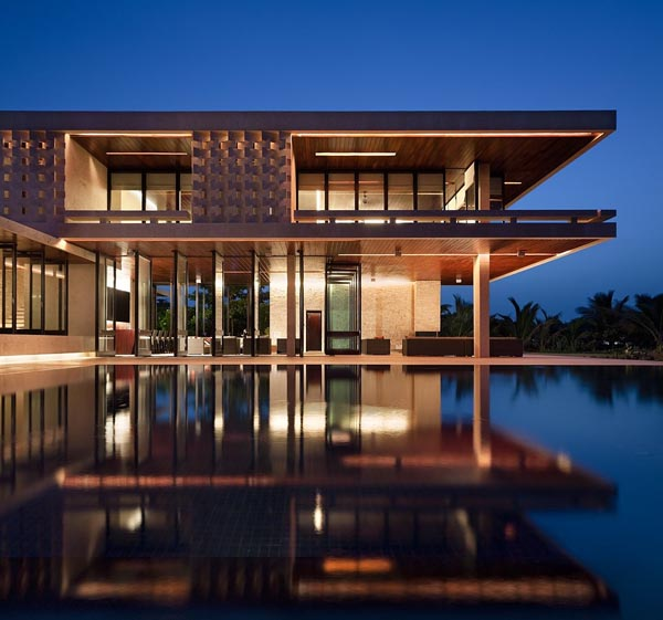 Casa Kimball 14 Mind Blowing Rental Villa Showcasing Sophisticated Interiors and Views