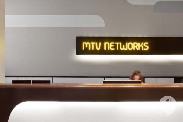 MTV Networks Headquarters 12 Contemporary Redesign for the MTV Networks Headquarters in Berlin