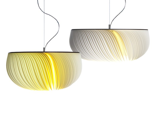 Moonjelly Freshome04 Moonjelly, a Fascinating Pendant Lamp with an Elegant Look