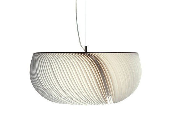 Moonjelly Freshome05 Moonjelly, a Fascinating Pendant Lamp with an Elegant Look