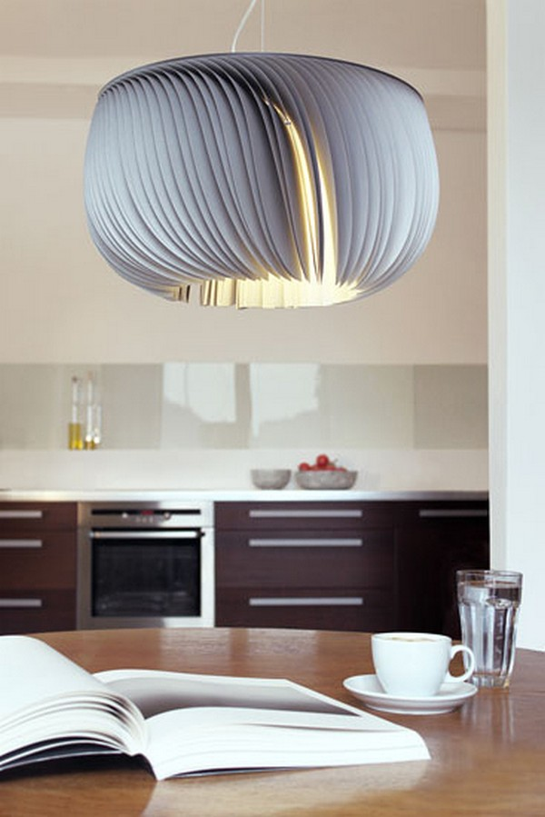Moonjelly Freshome06 Moonjelly, a Fascinating Pendant Lamp with an Elegant Look