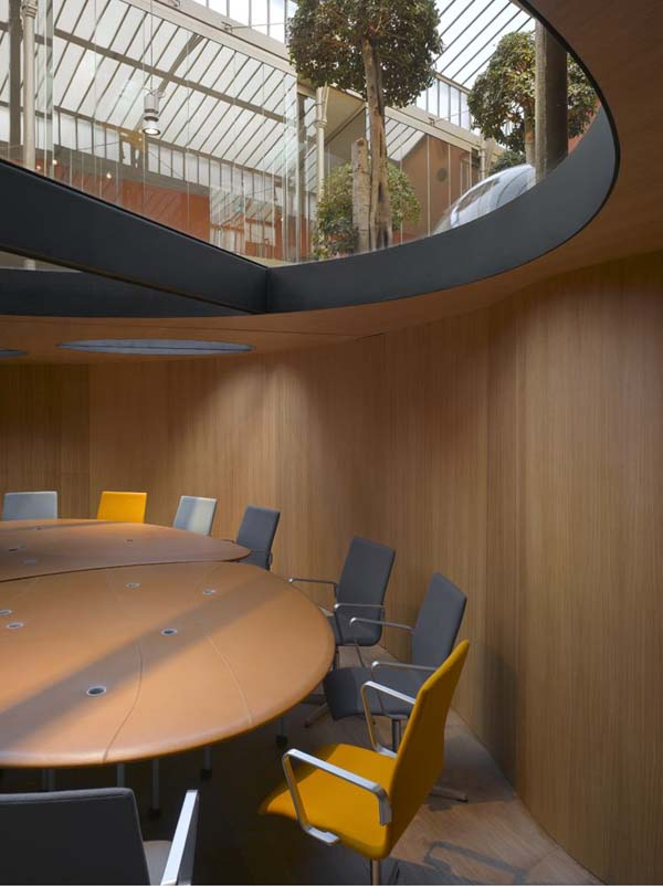 PONS + HUOT Office 4 Incredible Office Space Abundant in Light and Great Design