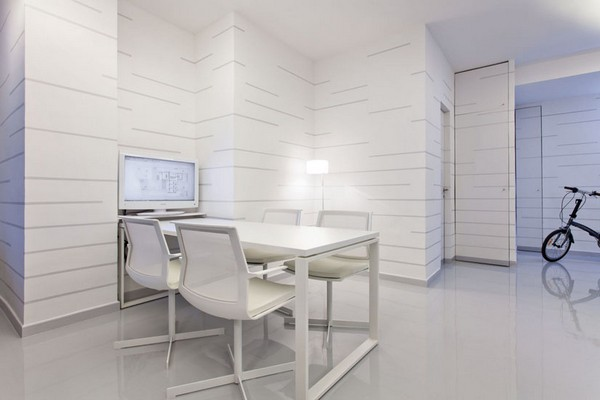 Pablo Serrano 09 Fresh and Modern Office Studio by Dom Arquitectura