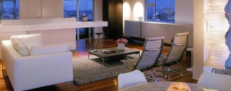 Beautiful Apartment with Wonderful Views by Stanic Harding Architecture