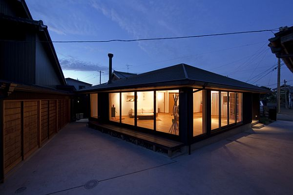 T House Residence 1 Sublime Contemporary Residence Inspired by Traditional Japanese Architecture