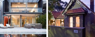 Modern Family House Makeover: Woollahra 1 by Stanic Harding Architecture