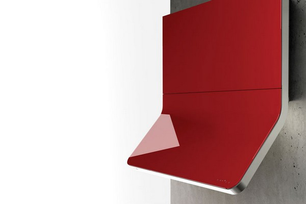 Zephyr 01 Kitchen Ventilation with no Design Compromises: Range Hoods by Ammunition