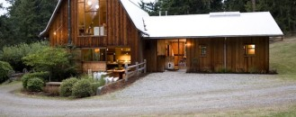 Inspiring Transformation: Old Barn Turned into Fantastic Living Space