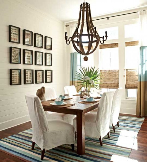 How To Easily Make Your Dining Room Formal And Casual