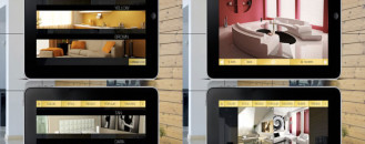 Discovering Interior Design Ideas with an iPad