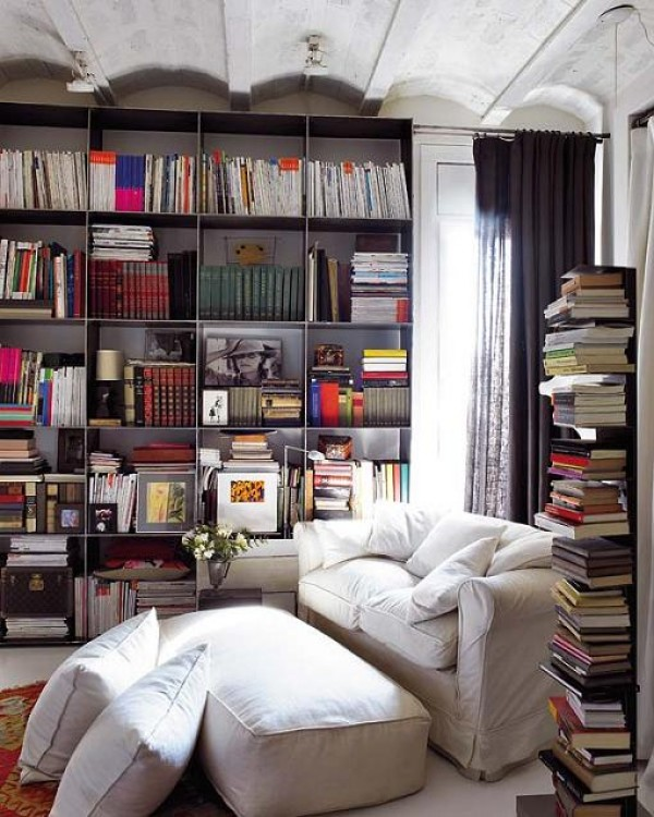 How To Choose Inspiring Lighting For Your Reading Nook