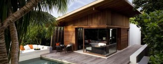 Exceptional Maldives Resort Designed by SCDA Architects: The Alila Villas Hadahaa