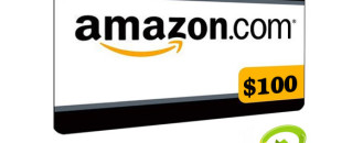 Amazon $100.00 Gift Card Giveaway Winner Announced!