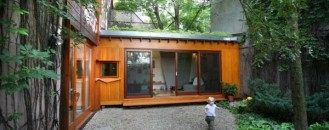 Wonderful Residence for and by Architect Paul Bernier: The Bernier-Thibault House