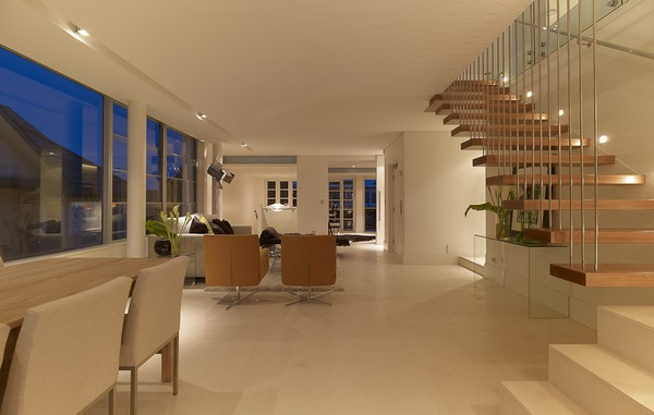 DKO BellevueHill Freshome 06 Charming Games of Light and Shade: Bellevue Hill Residence in Sydney