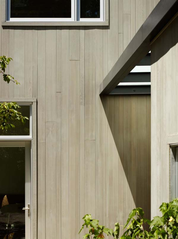 Potrero House by Cary Bernstein 2 Reclaimed Beauty Combined with Modern Architecture: Potrero House