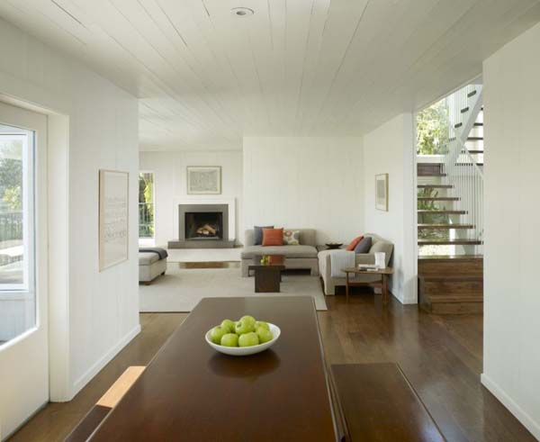 Potrero House by Cary Bernstein 3 Reclaimed Beauty Combined with Modern Architecture: Potrero House