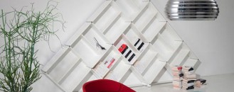 Versatile and Bright Bookcase for Home or Office: The Pure White Bookcase