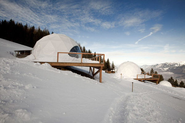 WhitePod Alpine Ski Resort 12 10 Most Popular Projects Presented in February 2011