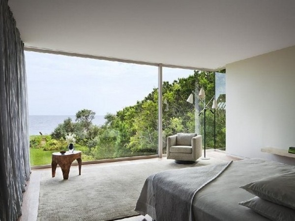amazing modern villa Freshome 04 Impecable Modern Home Design: Art and Surf Residence in Montauk
