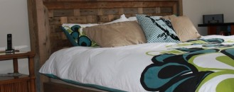 Reader DIY Project: King-Size Bed by Jason Ackerman