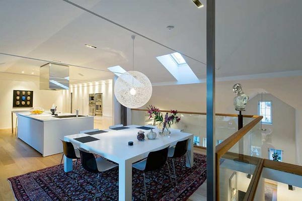 duplex penthouse in stockholm 15 Amazing Penthouse Apartment for Sale in Stockholm, Sweden
