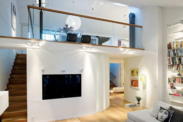 duplex penthouse in stockholm 17 Amazing Penthouse Apartment for Sale in Stockholm, Sweden