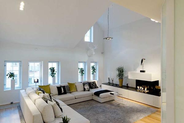 duplex penthouse in stockholm 20 Amazing Penthouse Apartment for Sale in Stockholm, Sweden