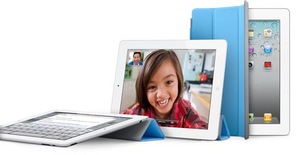 iPad 2 from Apple 3 iPad 2 Shows Off New Features and Design