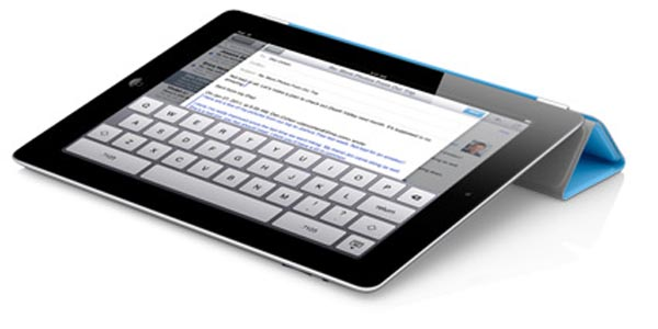 iPad 2 from Apple 7 iPad 2 Shows Off New Features and Design