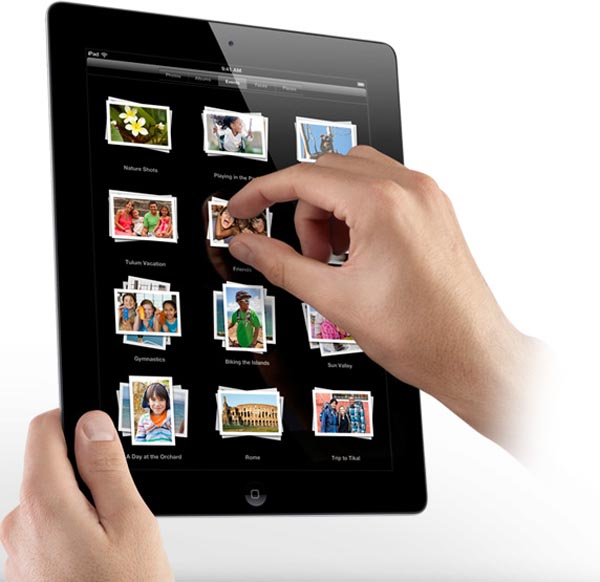 iPad 2 from Apple 8 iPad 2 Shows Off New Features and Design