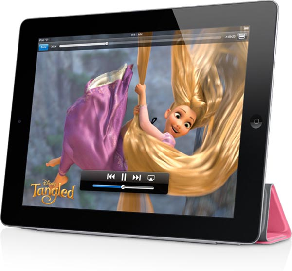 iPad 2 from Apple iPad 2 Shows Off New Features and Design