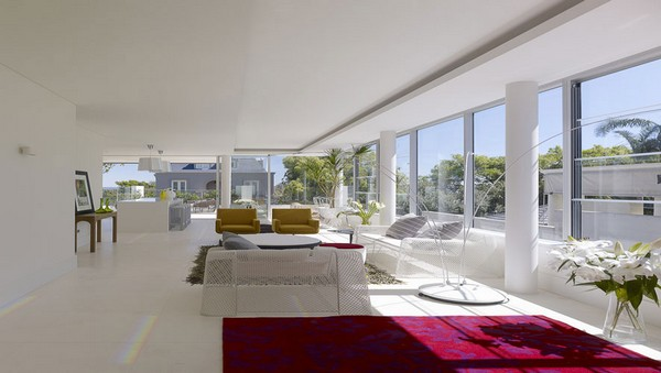 march st i 13 Charming Games of Light and Shade: Bellevue Hill Residence in Sydney