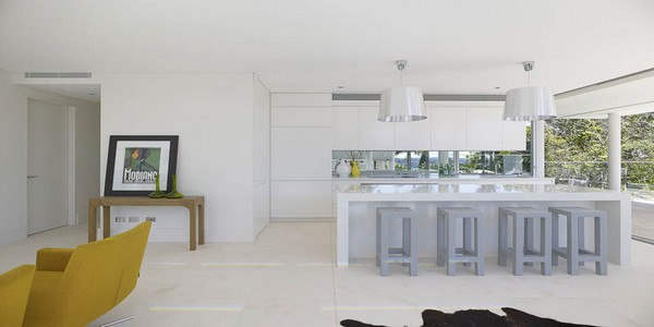 march st i 16 Charming Games of Light and Shade: Bellevue Hill Residence in Sydney
