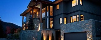 Fabulous Mountain Residence in Whistler with Astounding Mountain Views