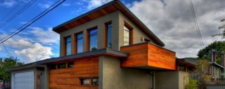 Contemporary Energy Efficient Laneway Home in Vancouver