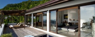 Modern Tropical Design Mixed with Traditional Thai Elements: Casas del Sol
