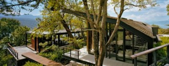 Refreshing Contact With the Outdoors: House in the Woods by Parque Humano