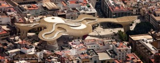 World's Most Imposing Wooden Structure: Metropol Parasol in Spain