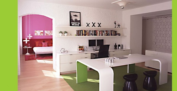 How Your Home Office Can Help You Go Green