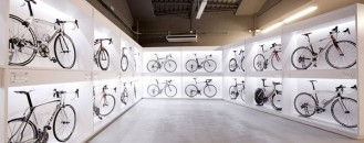 Ultimate Biker's Thrill: Museum-like Bicycle Shop in Barcelona
