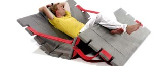 Sasan Magic Carpet Displays Versatility and Comfort