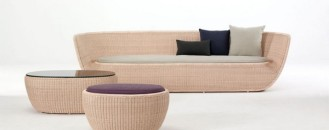 Interactive and Playful: Fruit Bowl Furniture Collection by Hiroomi Tahara