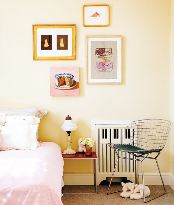 How To Decorate Your Home With Kids Artwork