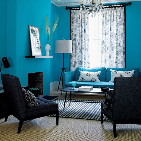 . How to Bring Power Color Combinations into your Interiors   Freshome com